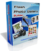Professional Flash Photo Gallery Software